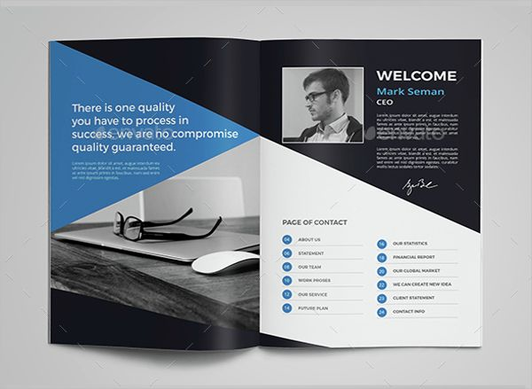 Advertising Brochure Templates Free
