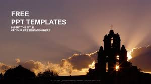 Free Church Powerpoint Templates
