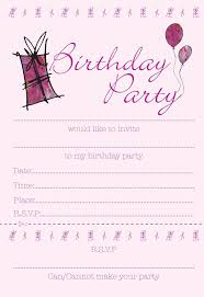 Free Invitations Templates Online