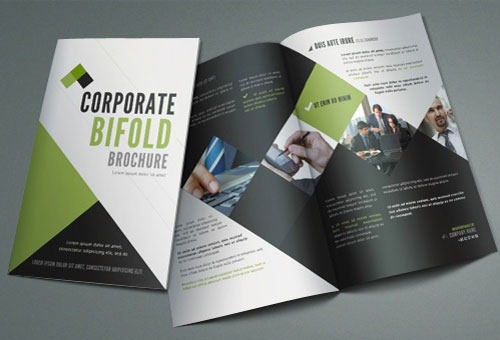 Free Professional Brochure Templates