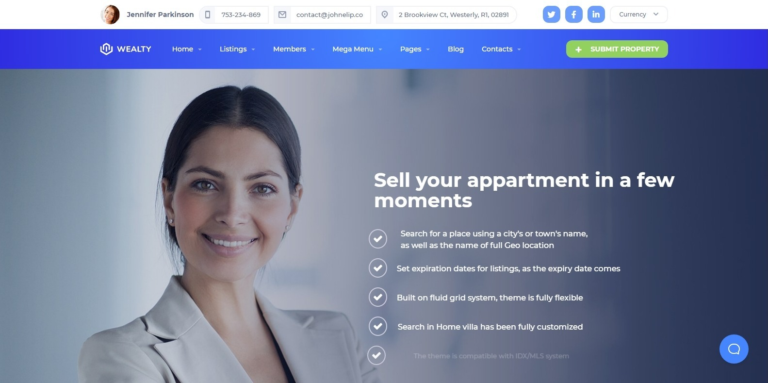 Mortgage Broker Website Templates