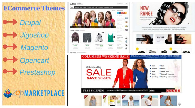 Wordpress Ecommerce Template Free
