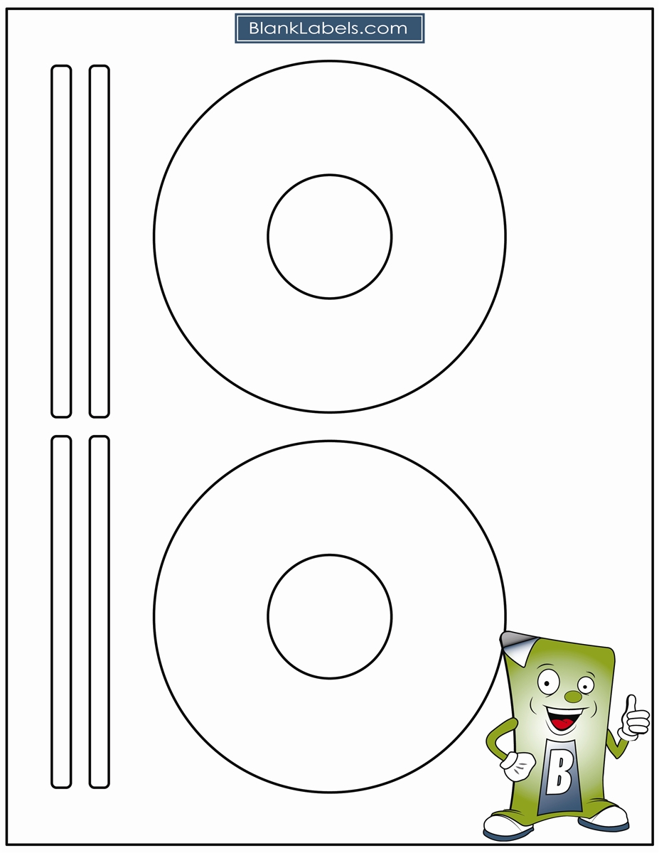 Avery Cd Insert Template