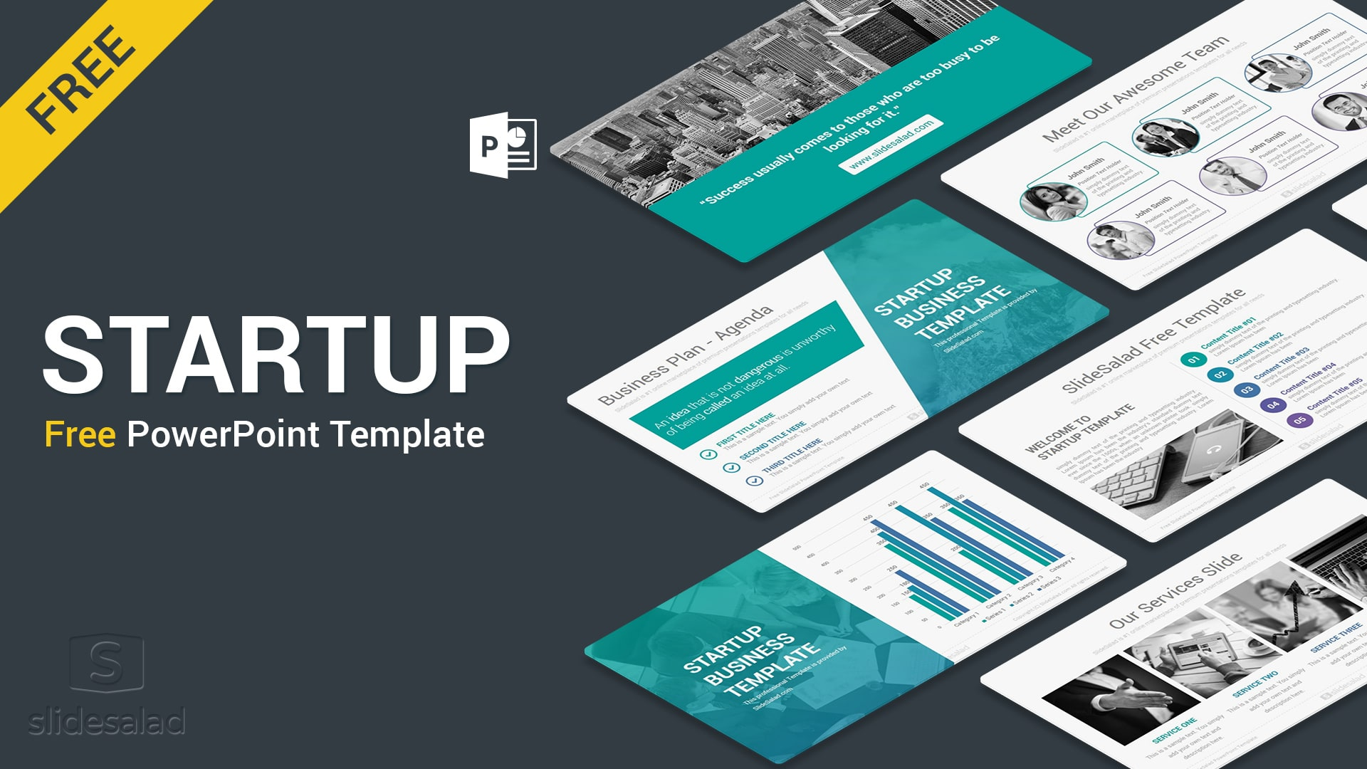 Business Presentation Ppt Templates Free Download