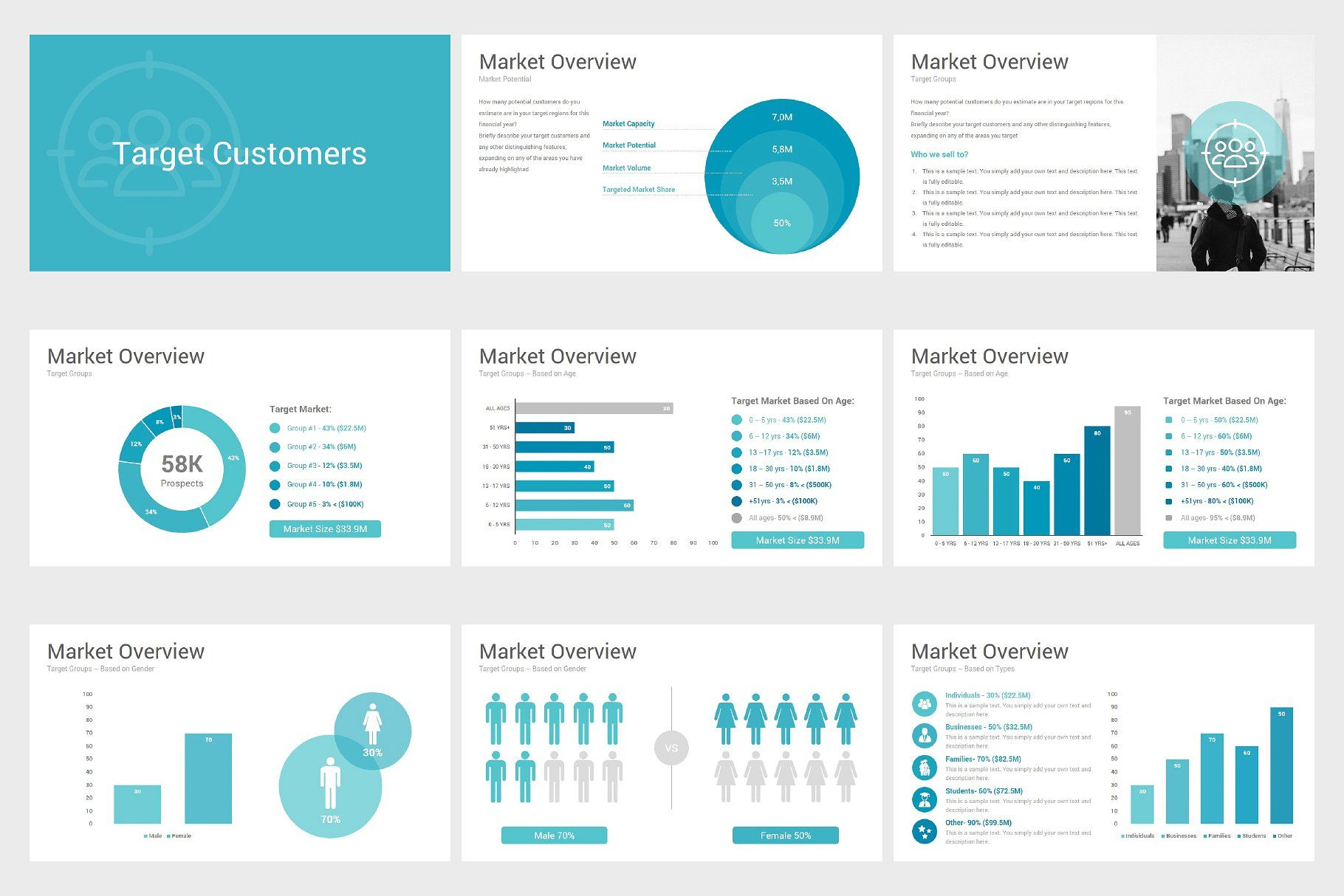 Business Presentation Ppt Templates