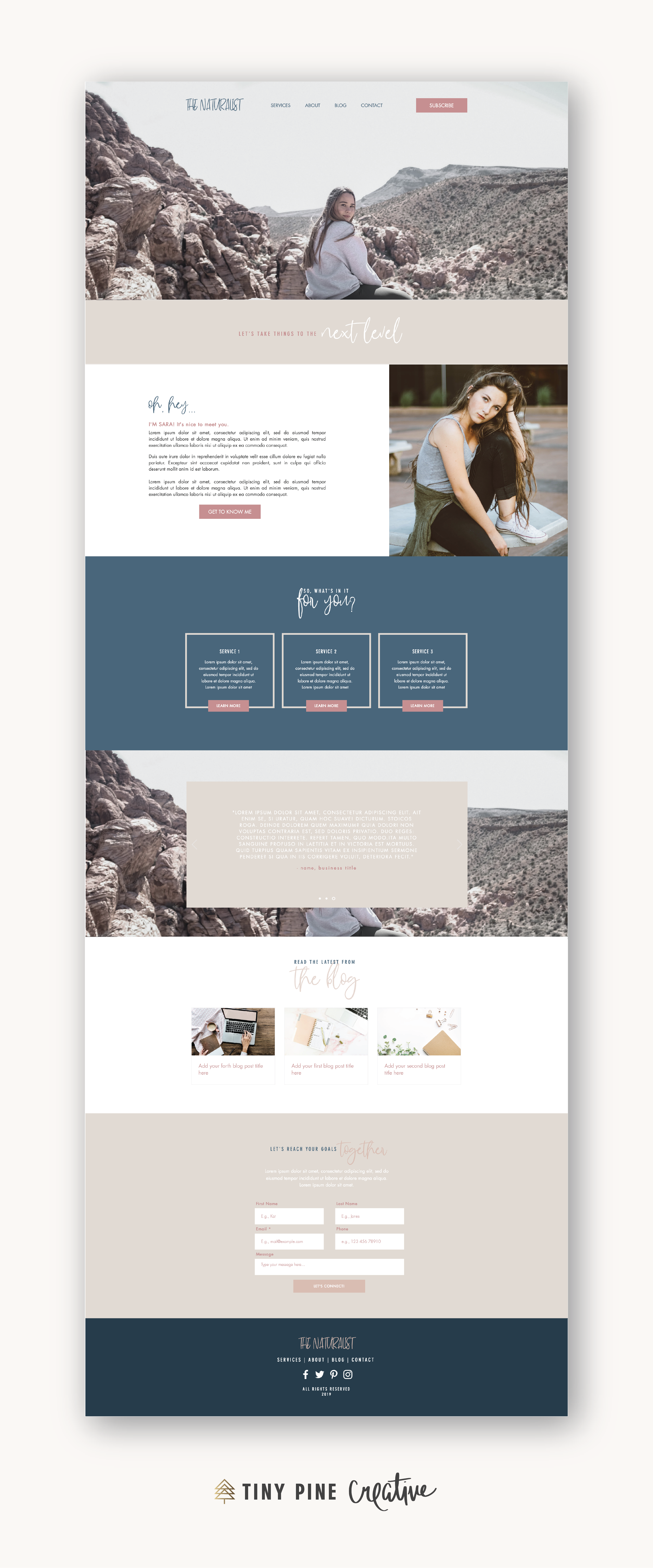 Business Wix Website Templates