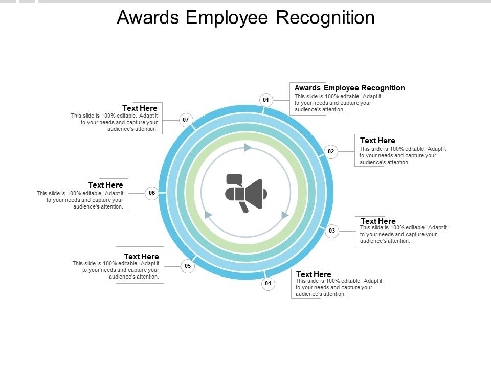 Employee Recognition Awards Templates