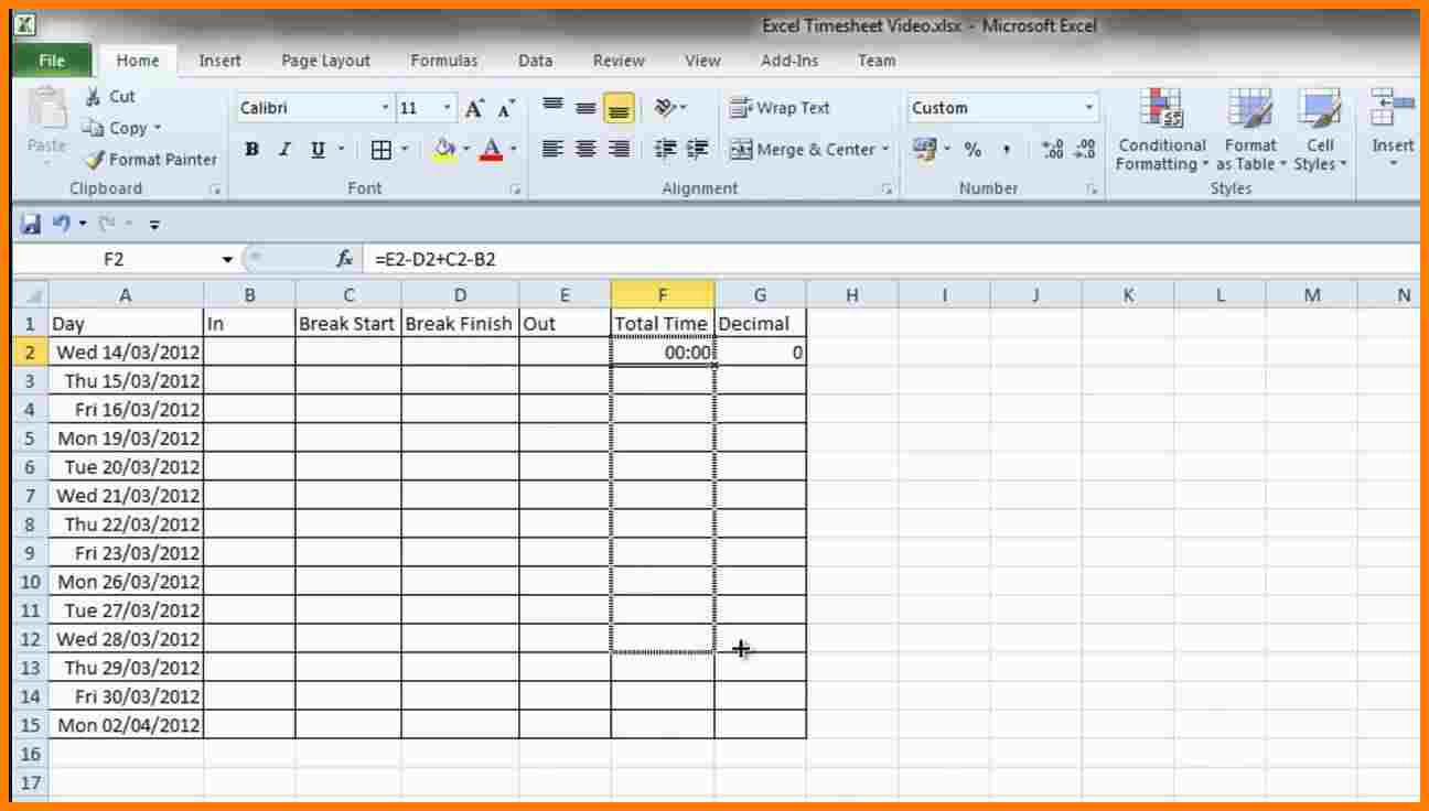Payroll Spreadsheet On Excel Spreadsheet Templates Walt