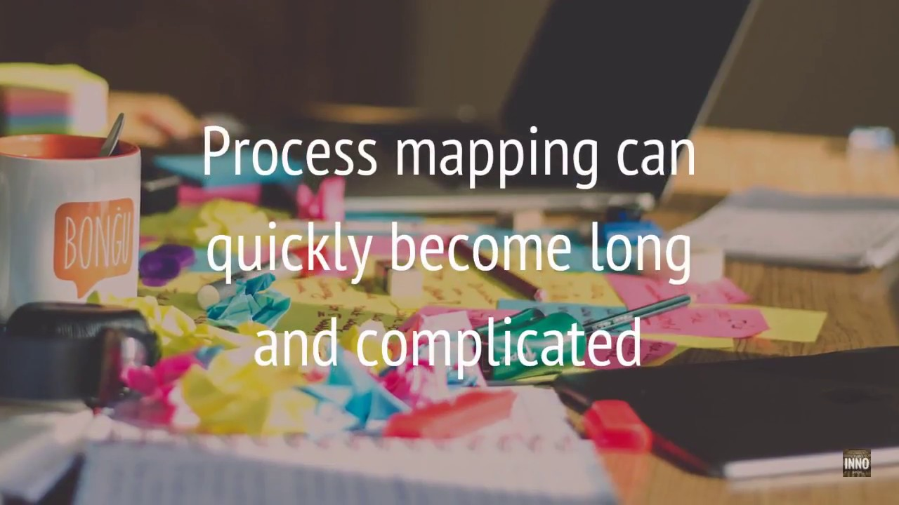 Free Process Mapping Template
