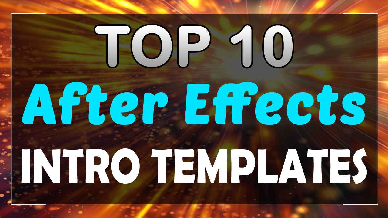 Free Templates After Effects Cs6