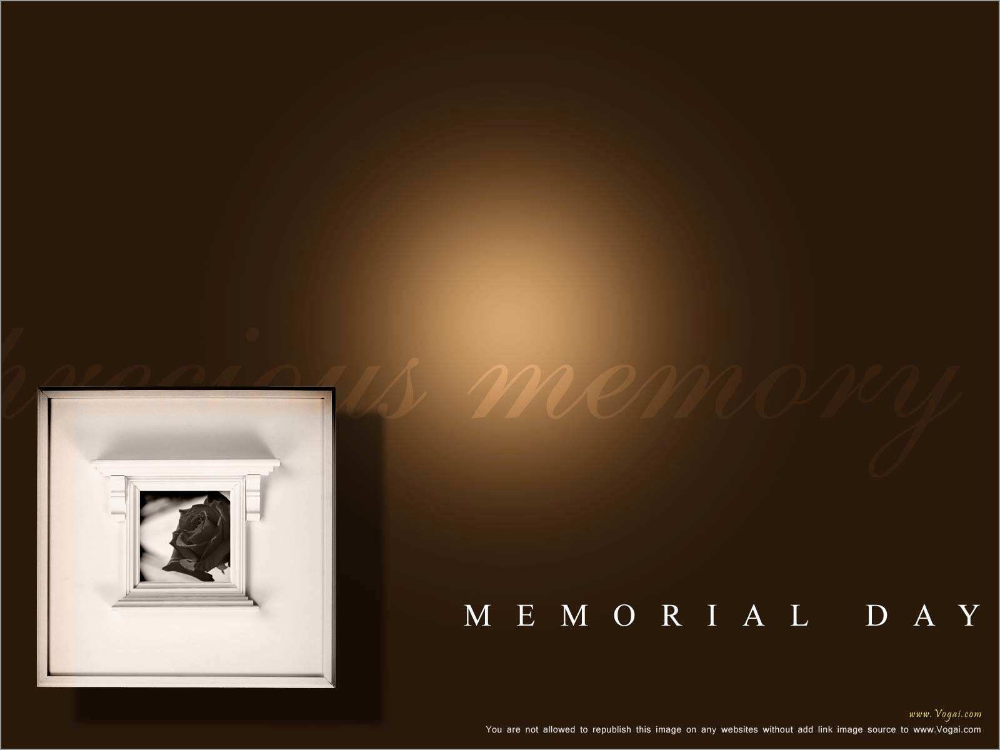 Funeral Slideshow Powerpoint Template