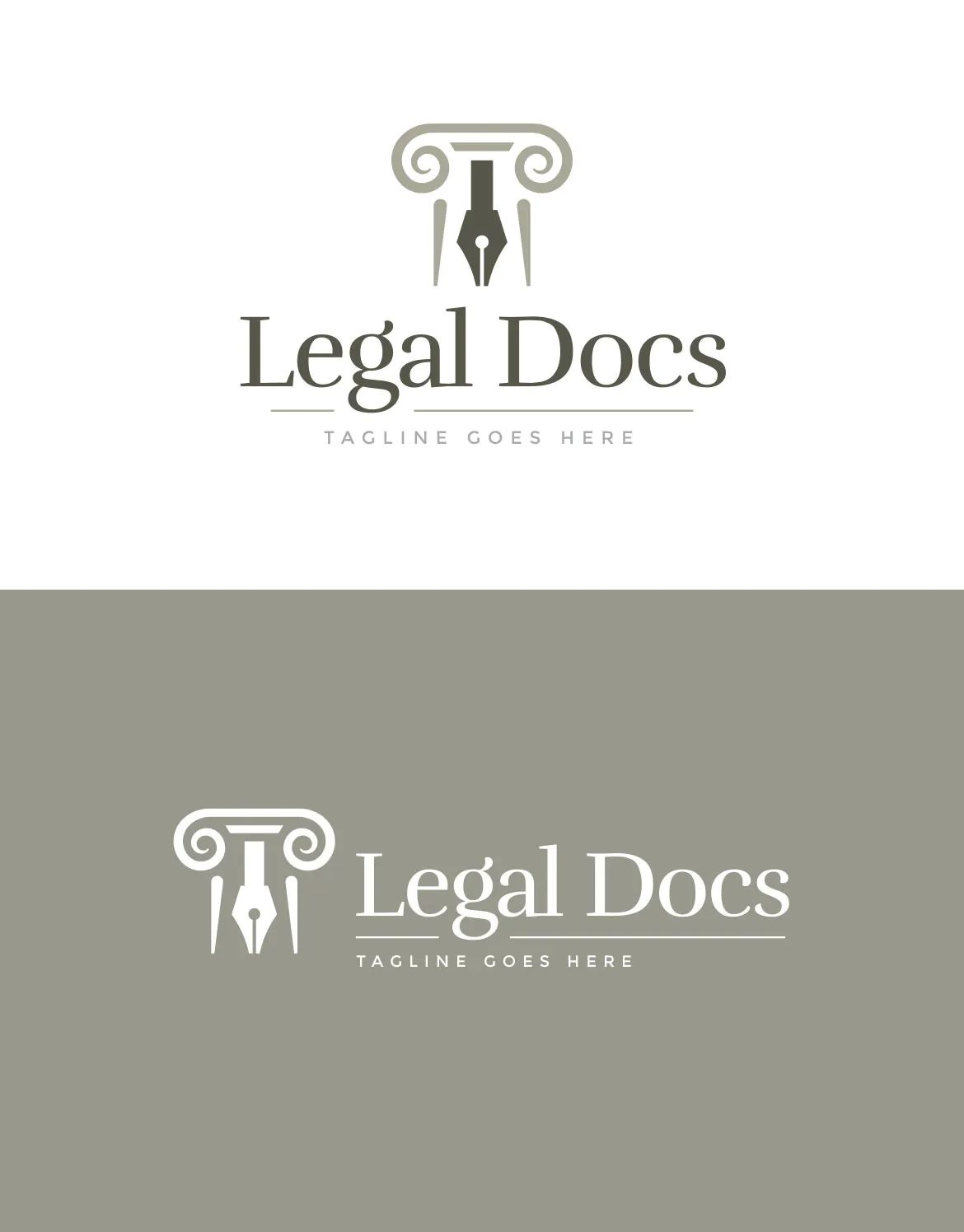 Legal Docs Templates