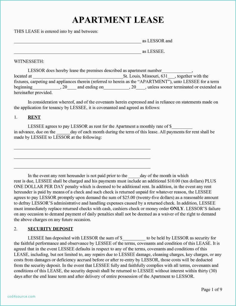 Legalzoom Rental Agreement Fresh Generic Non Disclosure Agreement Unique Makeup Contract Template