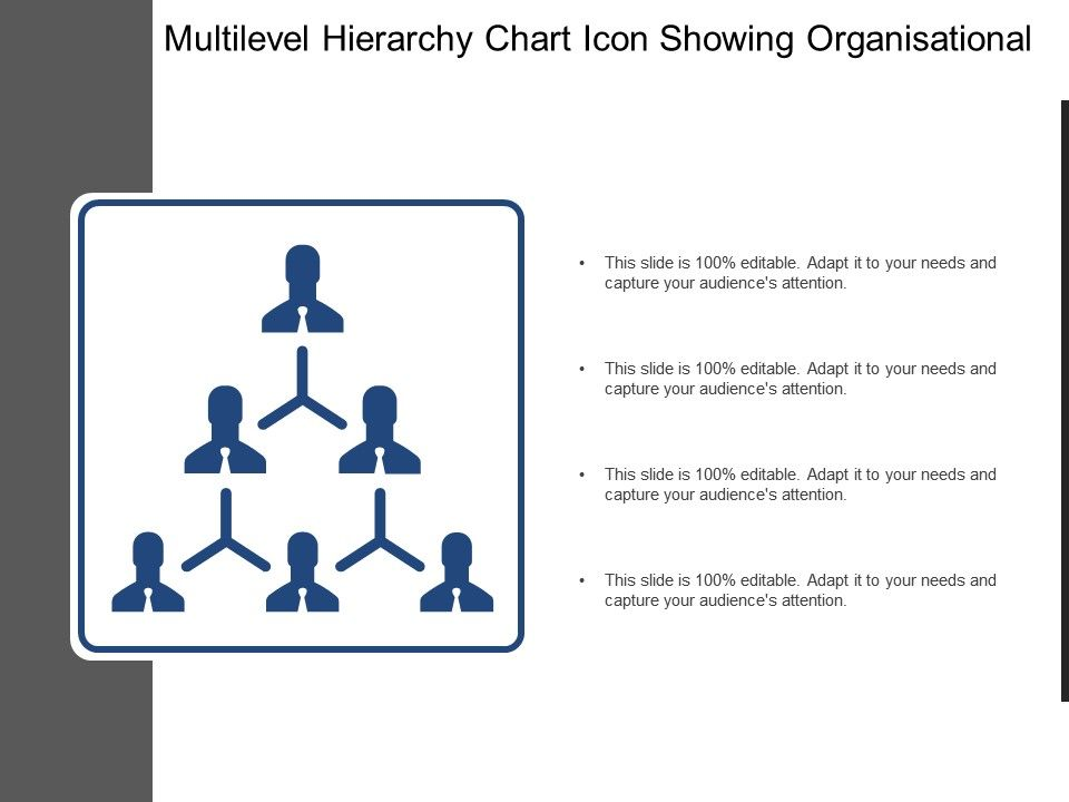 Organisational Chart Template Powerpoint