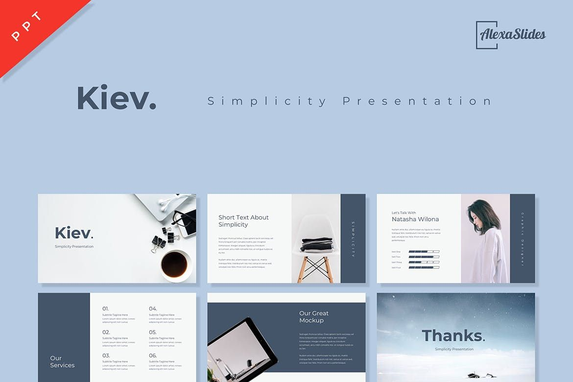 Powerpoint Photo Slideshow Template