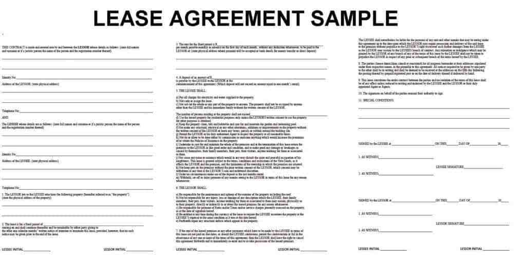 Prenuptial Agreements Templates
