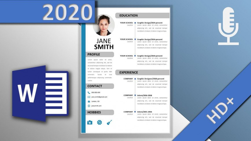 Resume Templates In Microsoft Word 2010