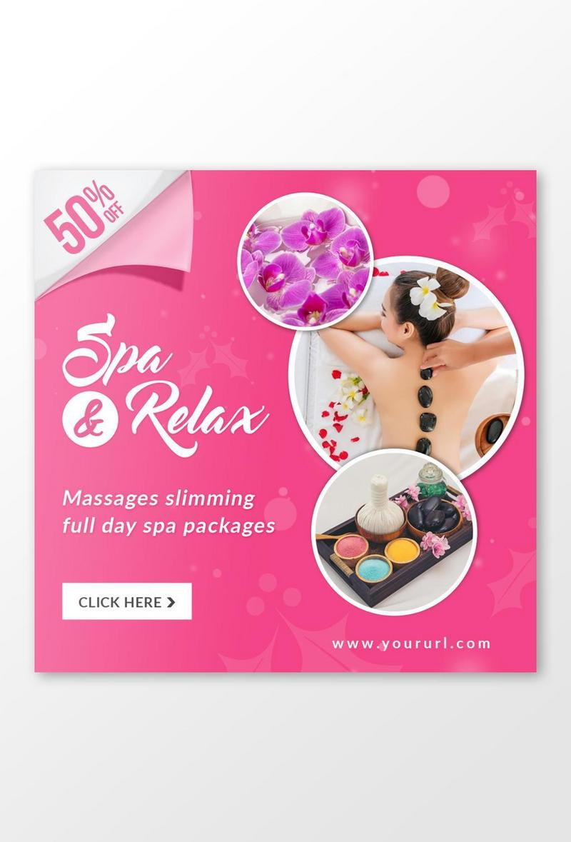 Spa Brochure Templates Free Download