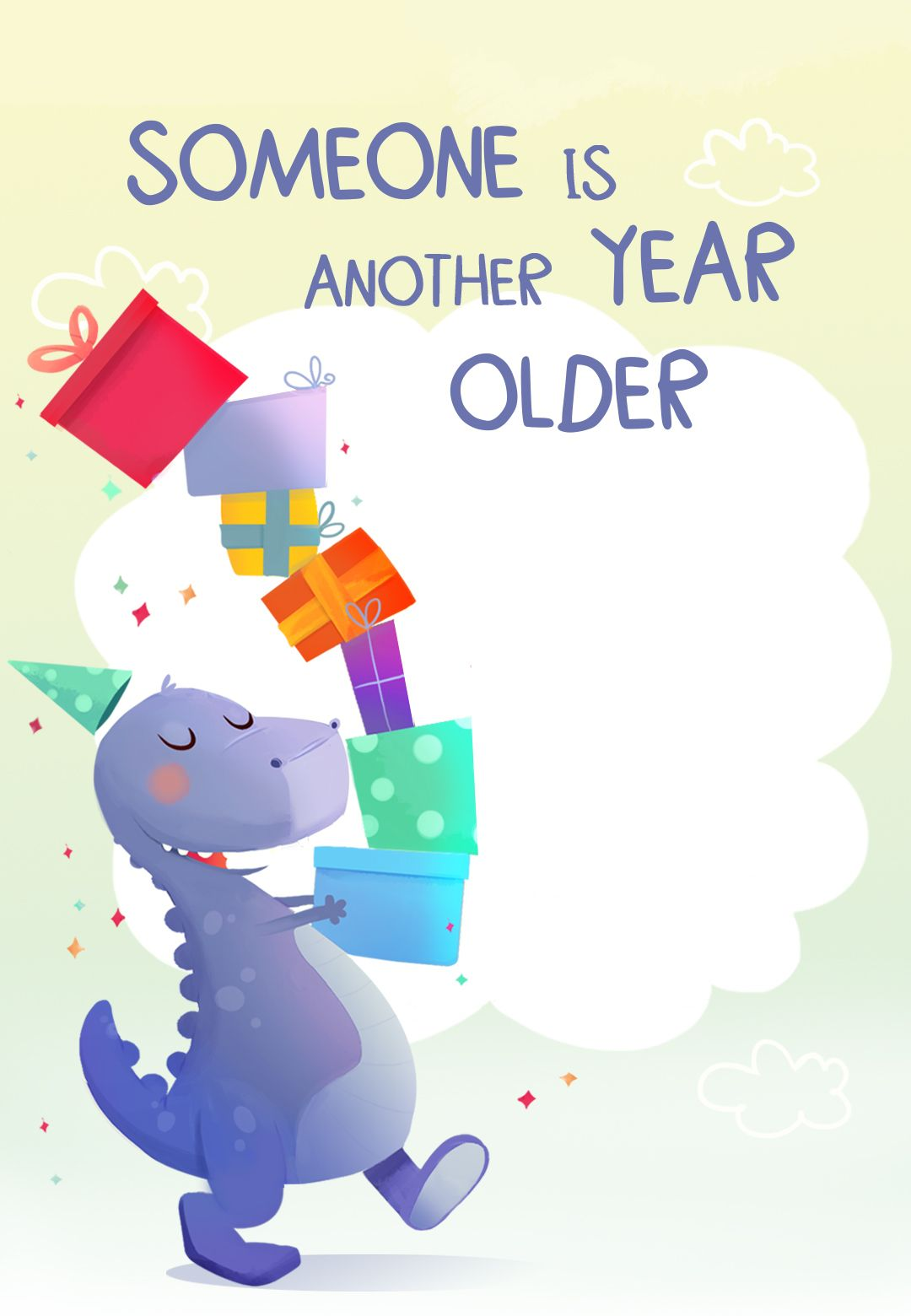 Template Dinosaur Birthday Invitations Free