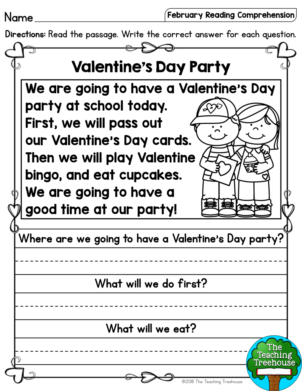 2nd Grade 1st Grade Reading Comprehension Worksheets Pdf
