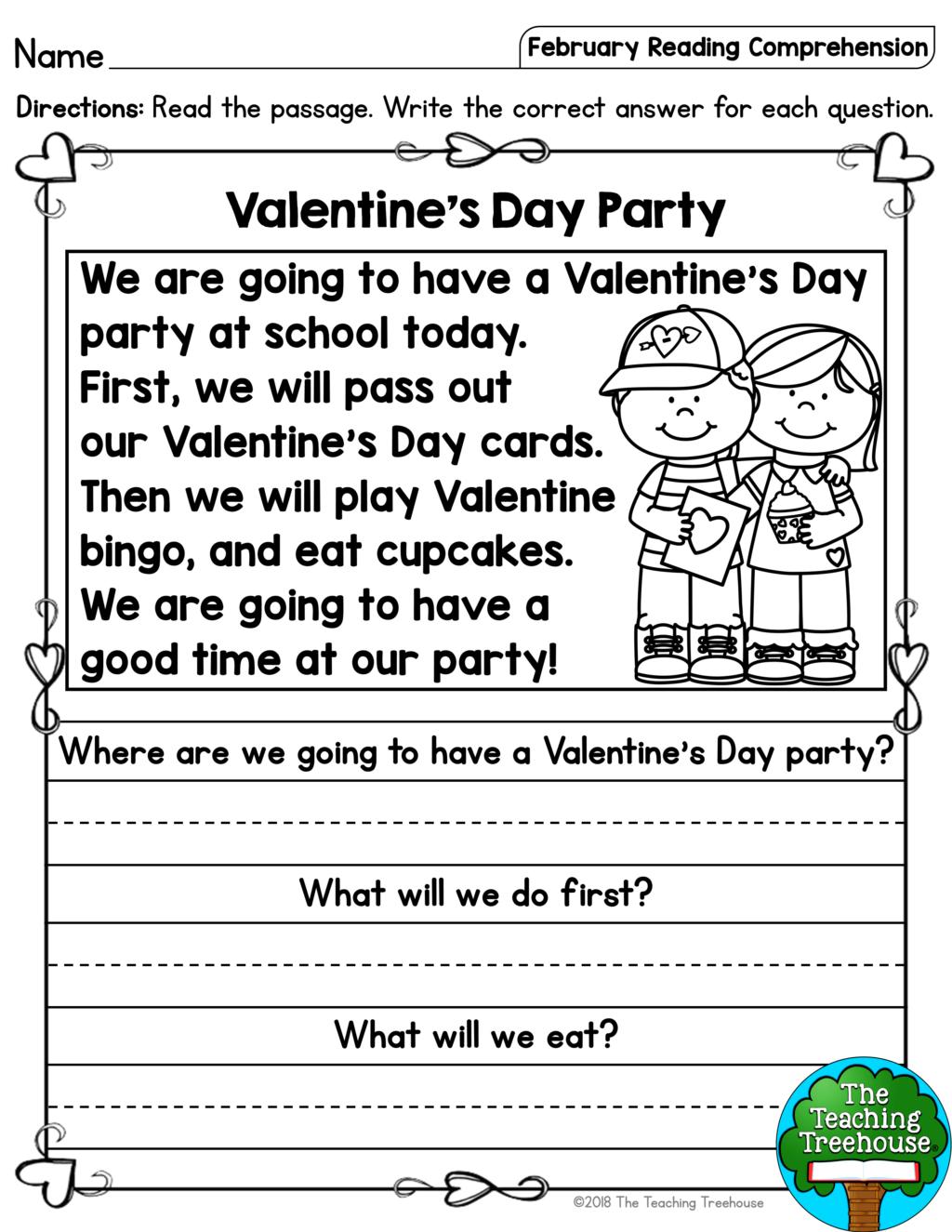 2nd Grade 1st Grade Reading Comprehension Worksheets Pdf