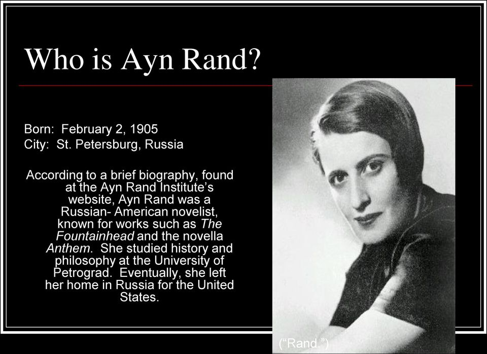 Anthem Ayn Rand Pdf Free Download