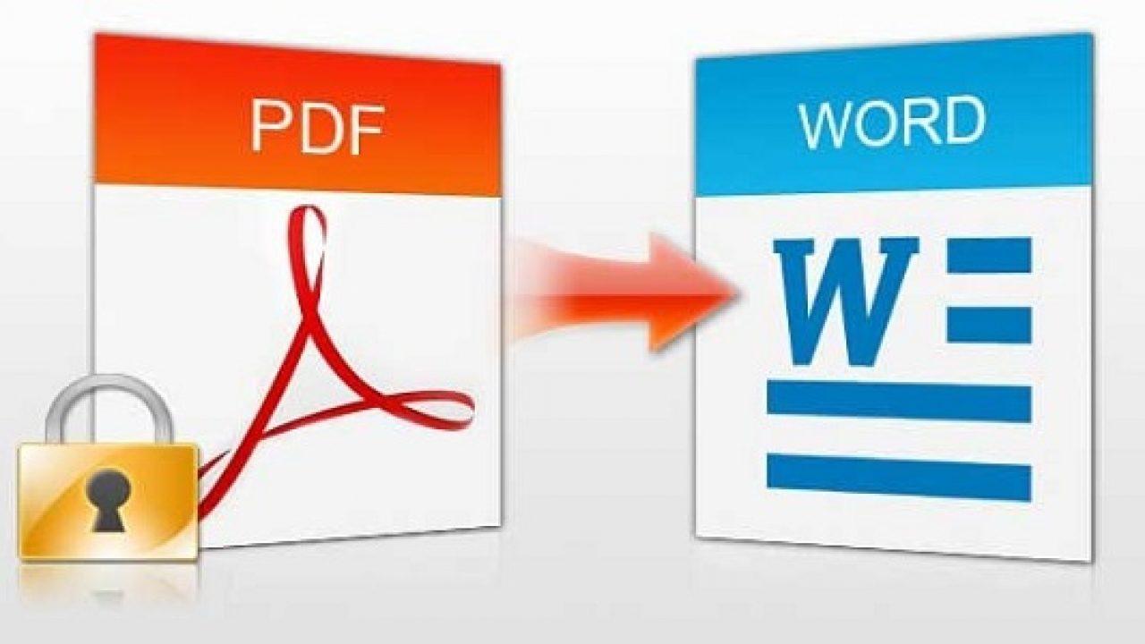 Convertidor De Pdf A Word Programa