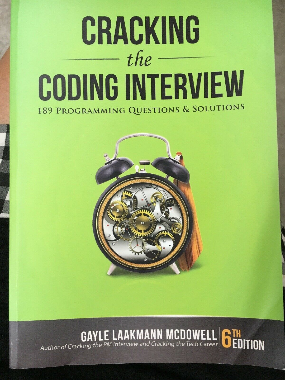 Cracking The Coding Interview Pdf 8th Edition