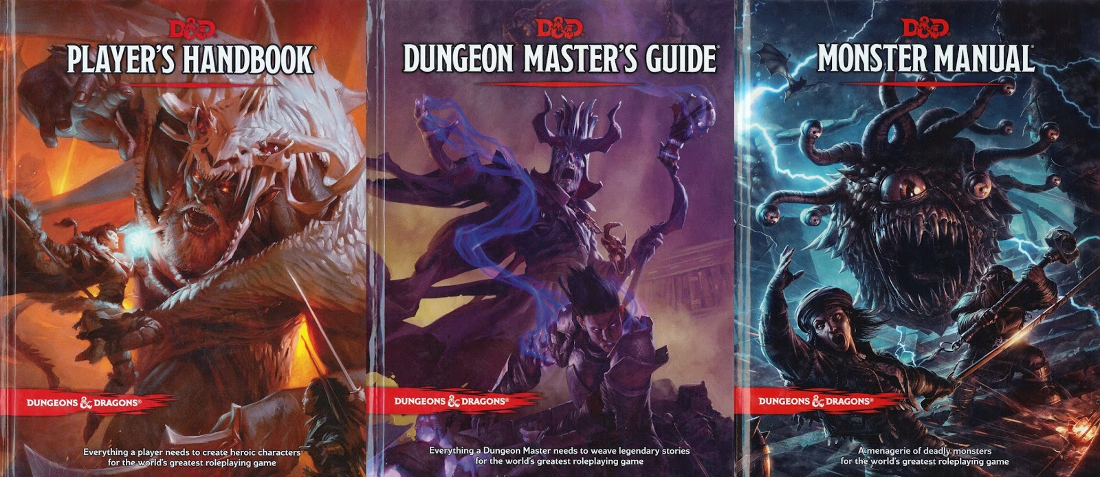 Dnd 5e Players Handbook Pdf