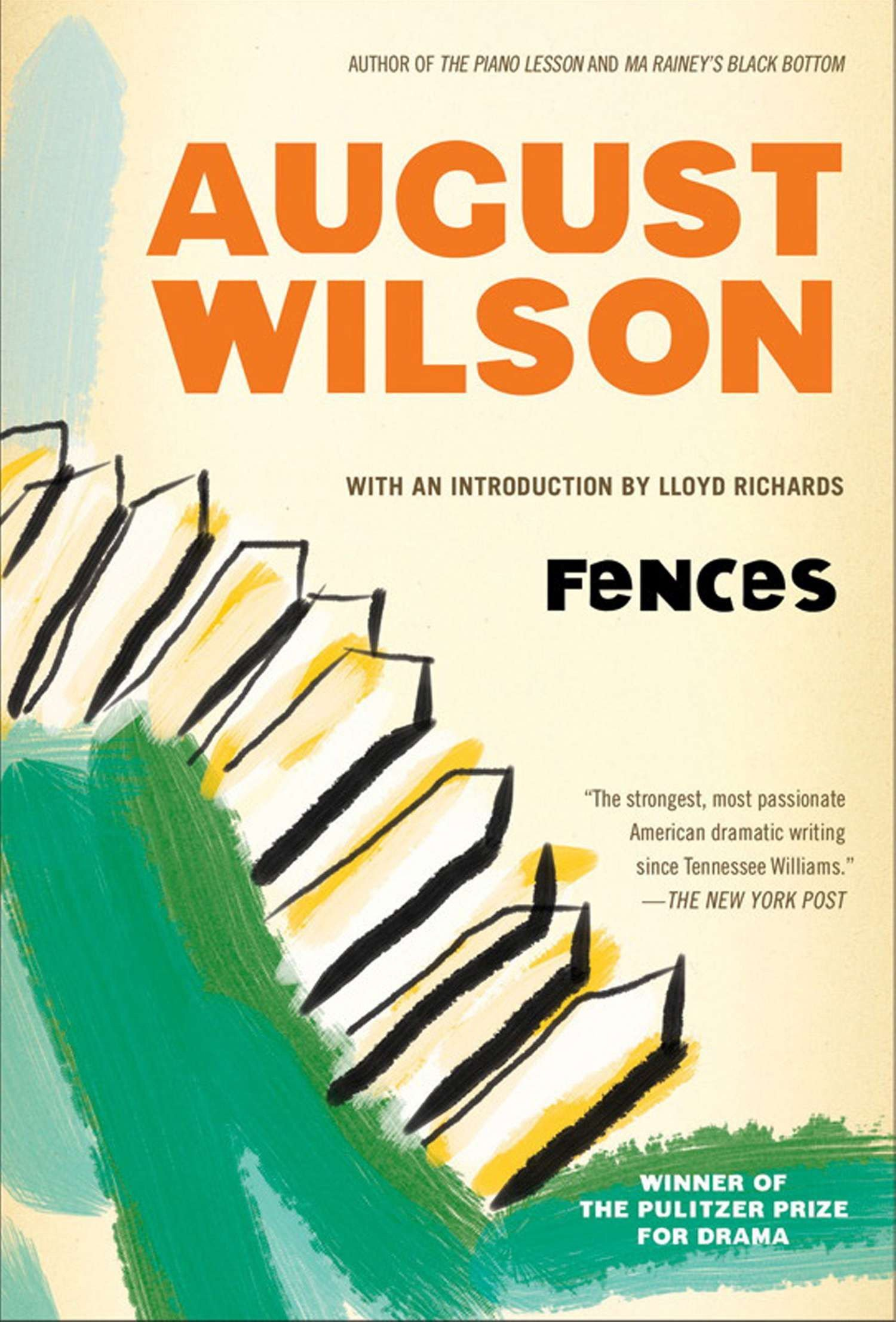 Fences By August Wilson Pdf