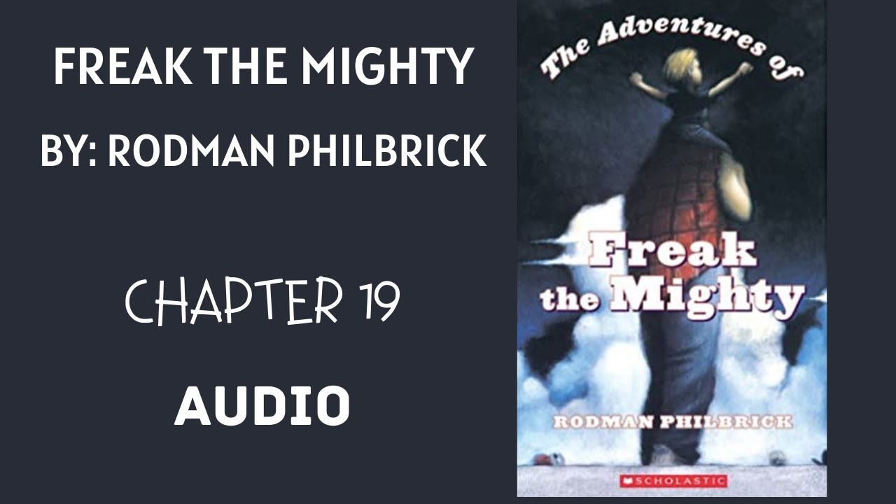 Freak The Mighty Pdf Chapter 1