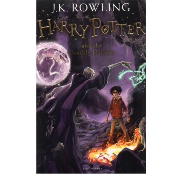 Harry Potter And The Deathly Hallows Pdf Indonesia