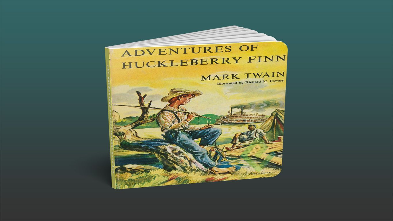 Huckleberry Finn Pdf Download