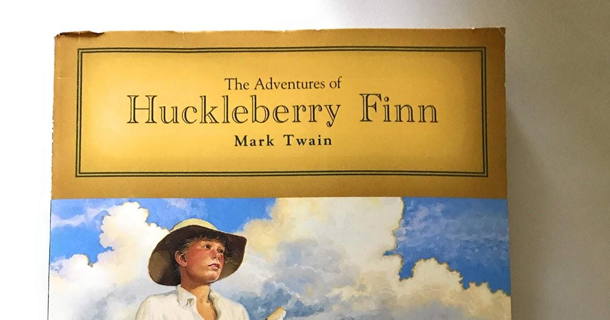Huckleberry Finn Summary Pdf