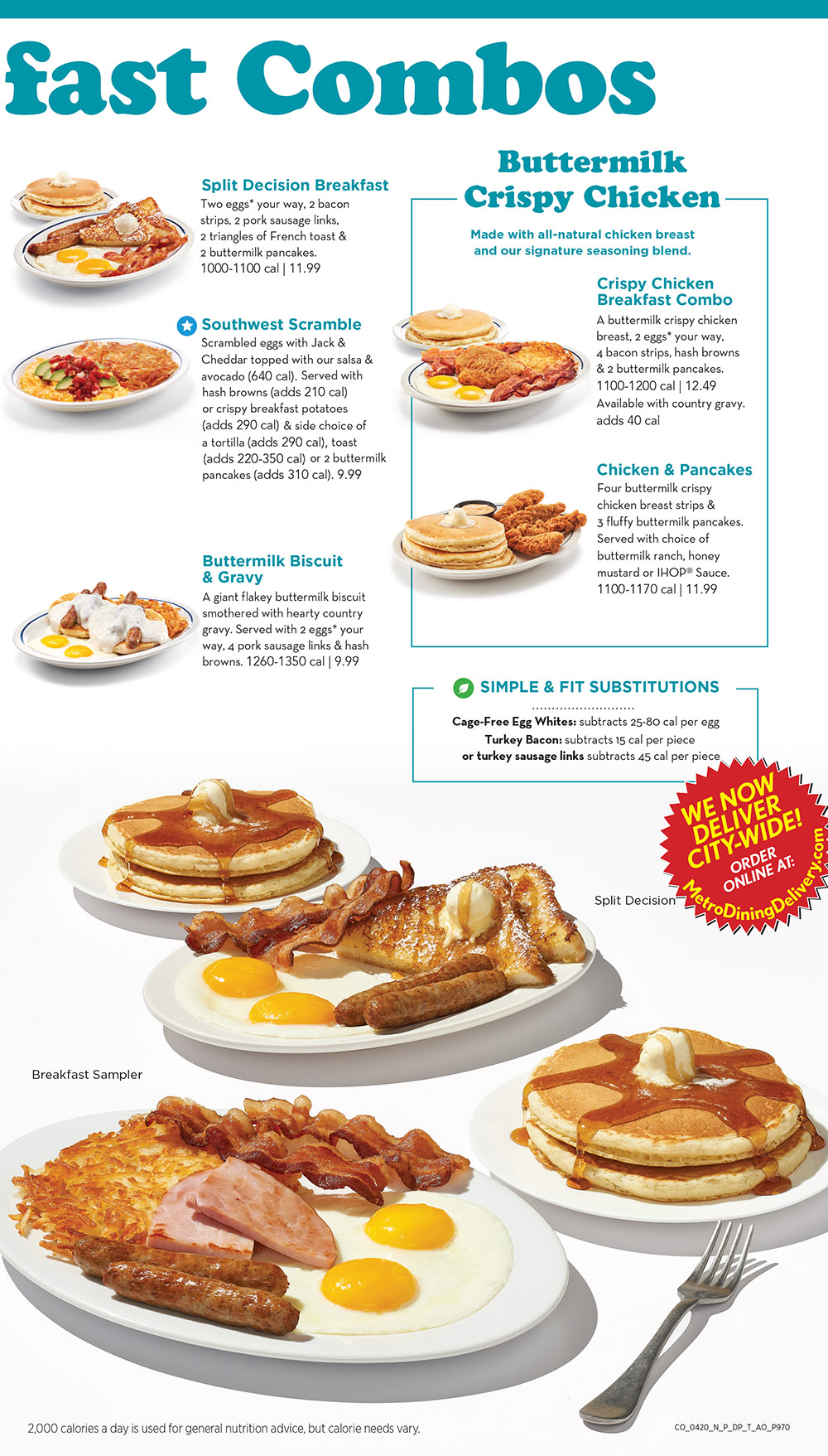 Ihop Menu Pdf Prices