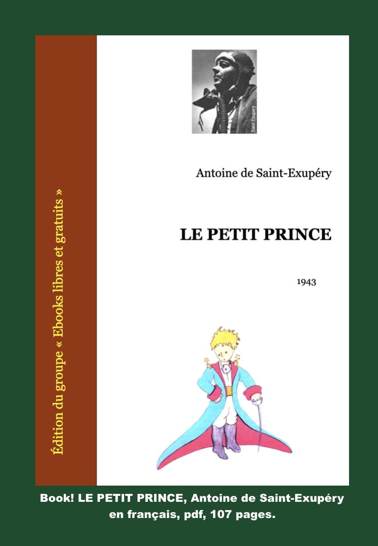 Le Petit Prince Pdf Francais