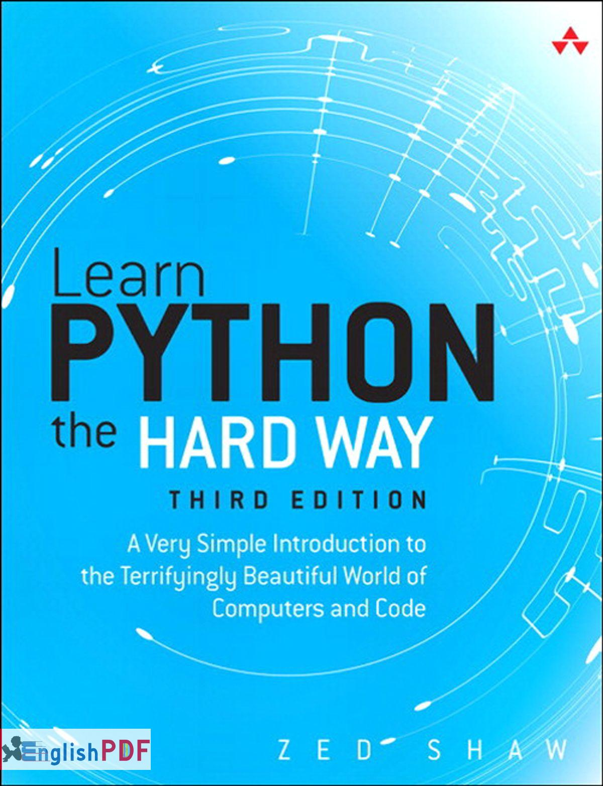 Learn Python The Hard Way Pdf Download