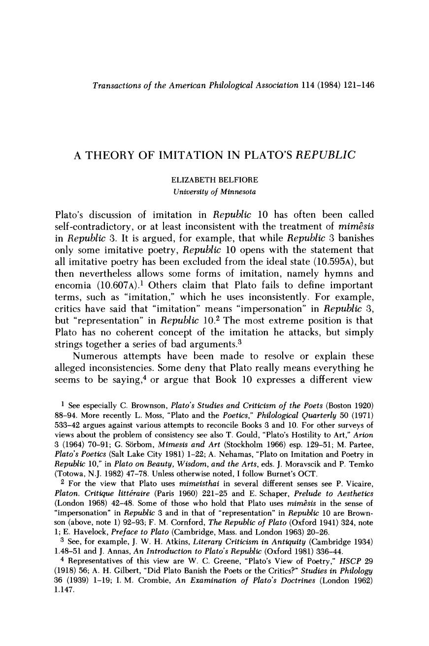 Plato's Republic Pdf