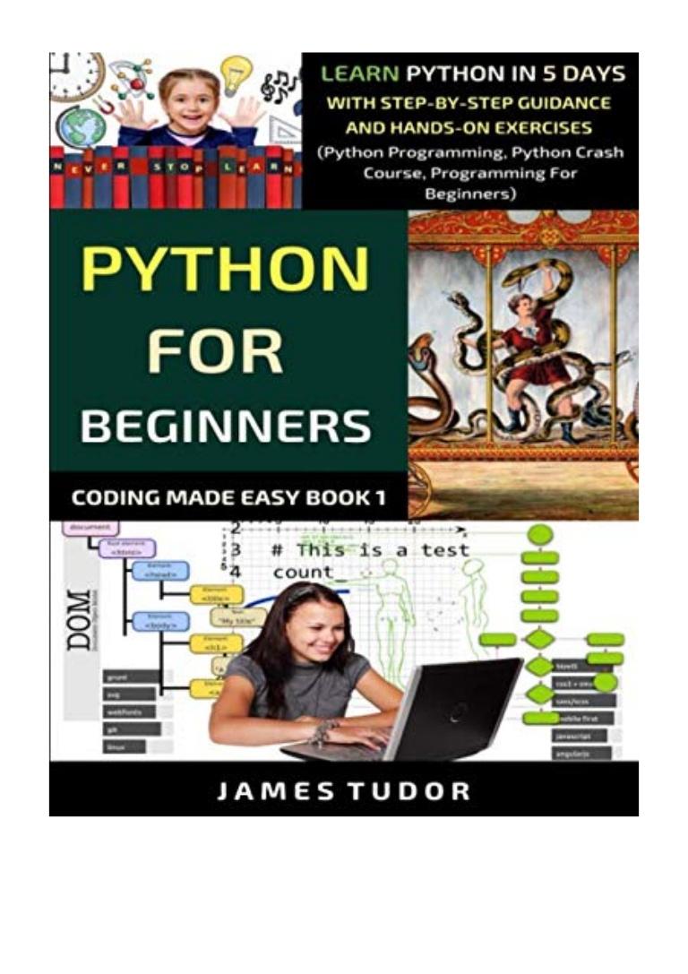 Python Crash Course Pdf 2019