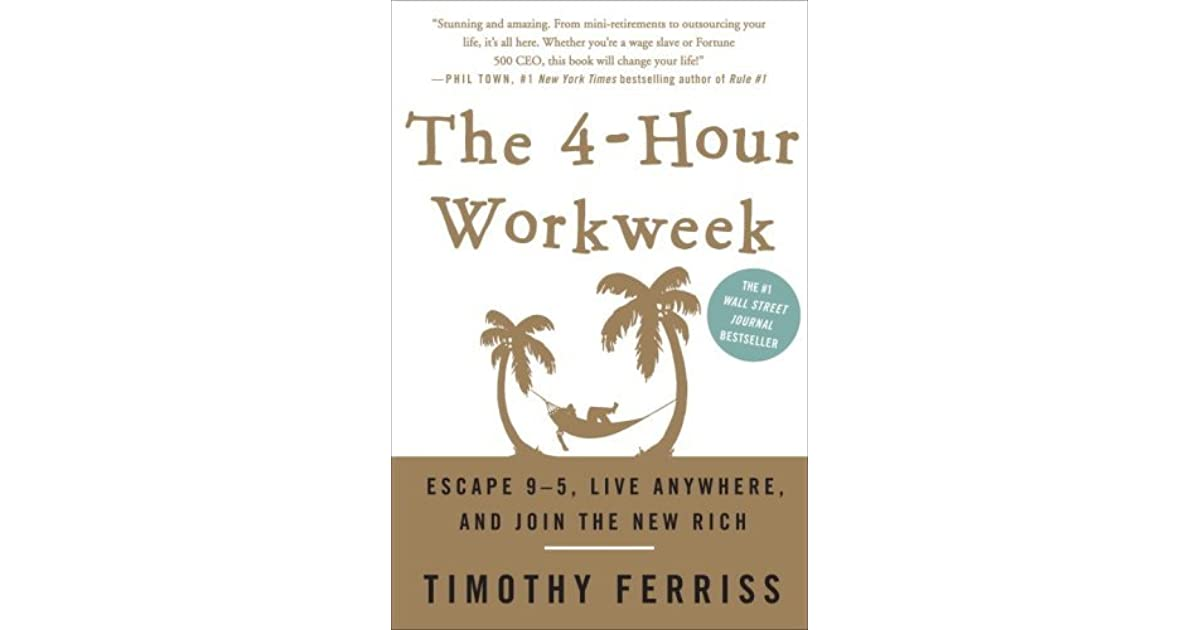 The 4 Hour Work Week Pdf Arabic