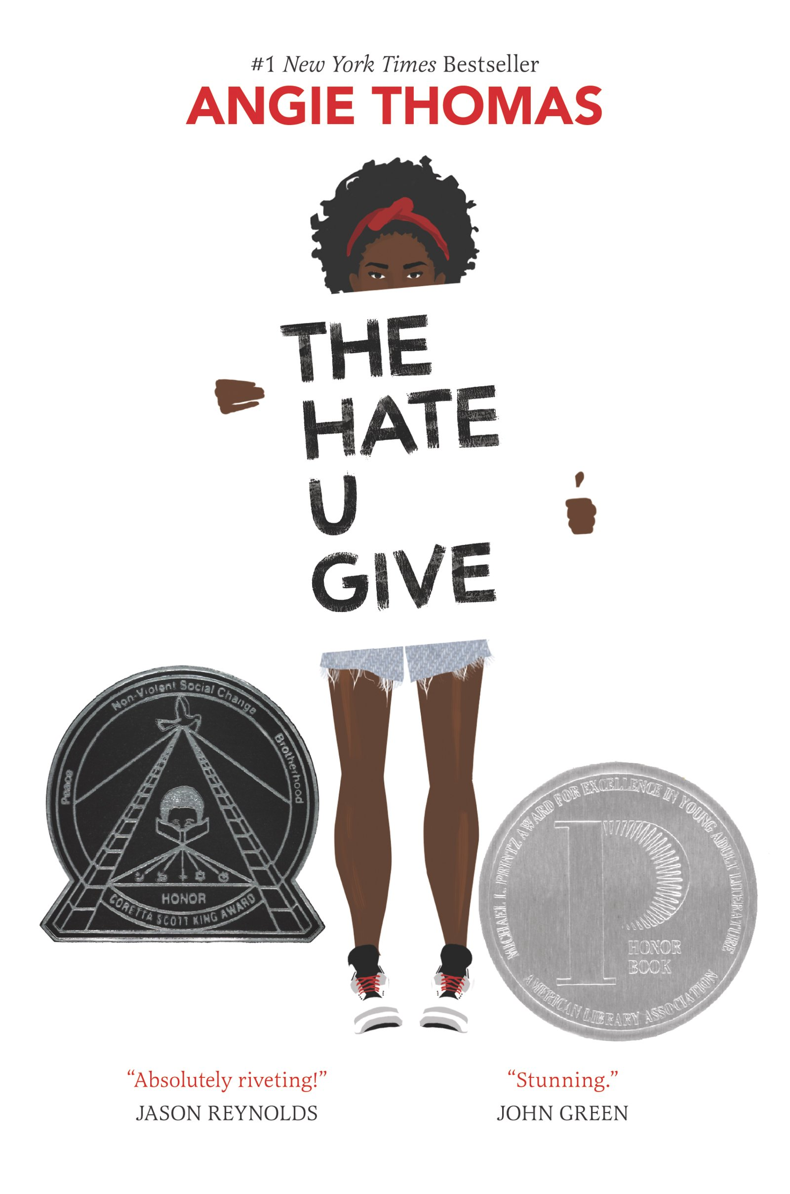 The Hate You Give Pdf Angie Thomas