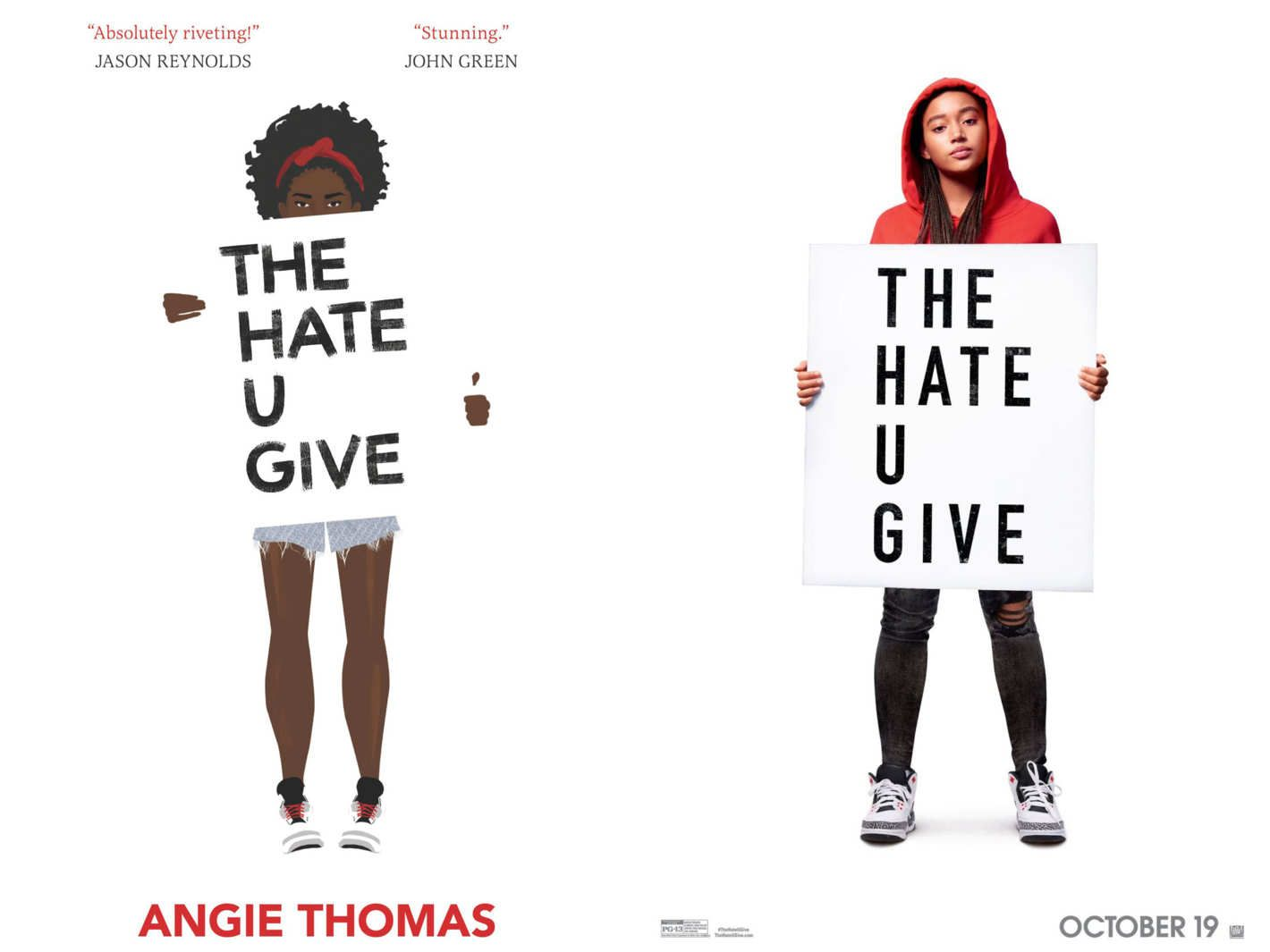 The Hate You Give Pdf Movie