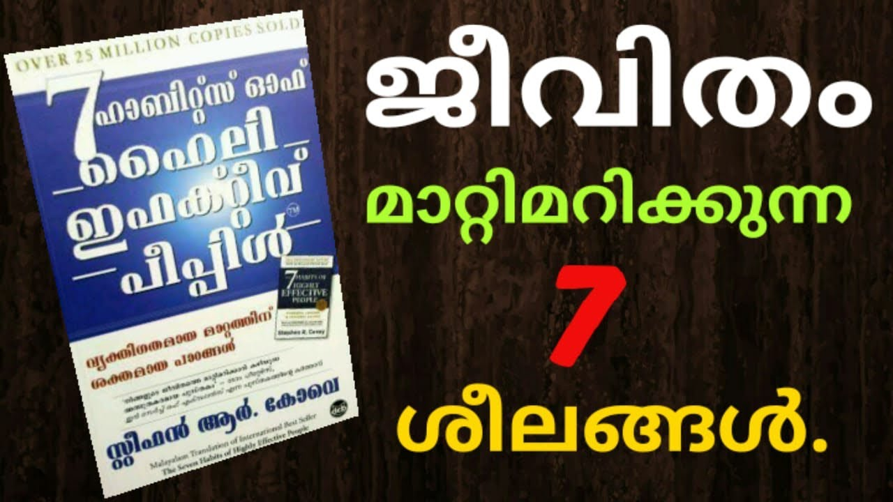 The Power Of Positive Thinking Malayalam Pdf