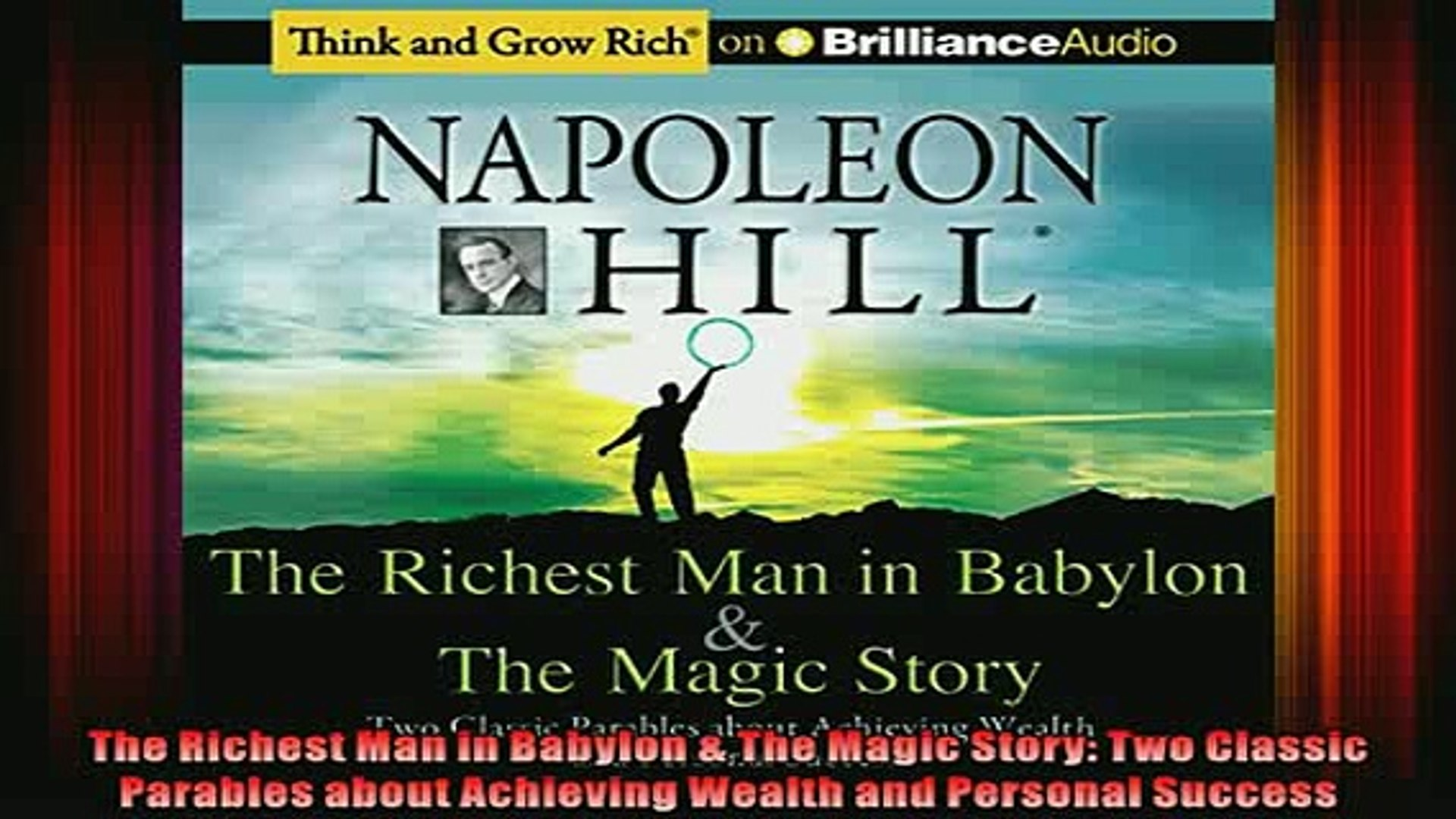 The Richest Man In Babylon Pdf Free