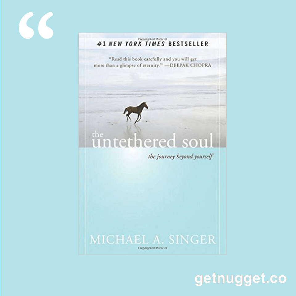 The Untethered Soul Pdf Free