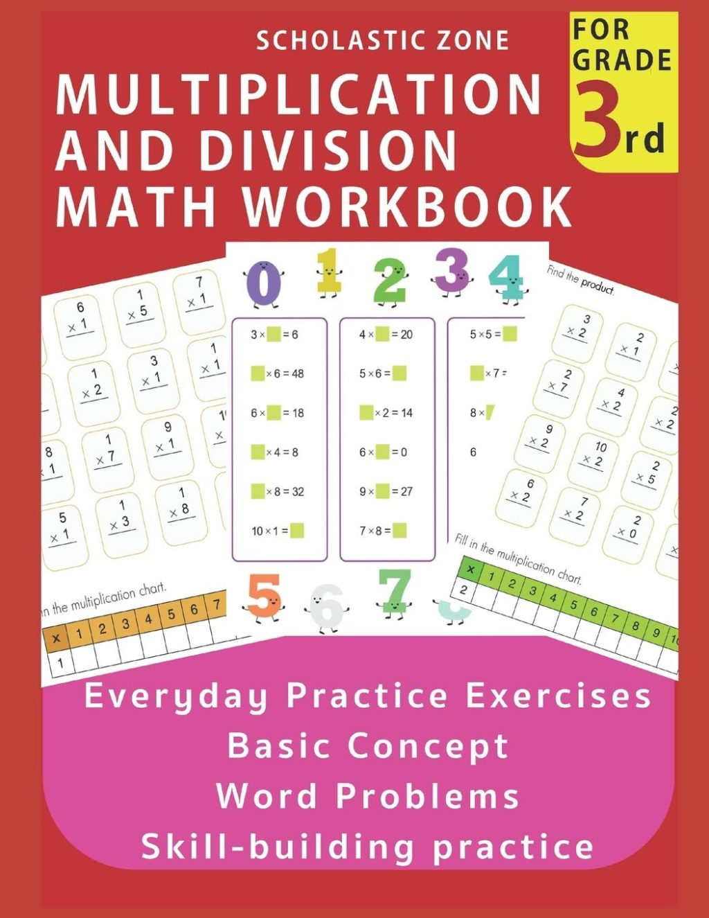 Third Grade 3rd Grade Math Worksheets Pdf