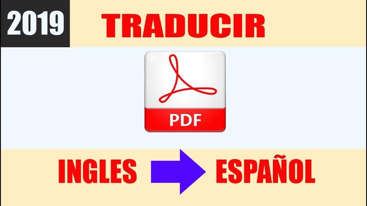 Traductor De Ingles A Espaol Pdf