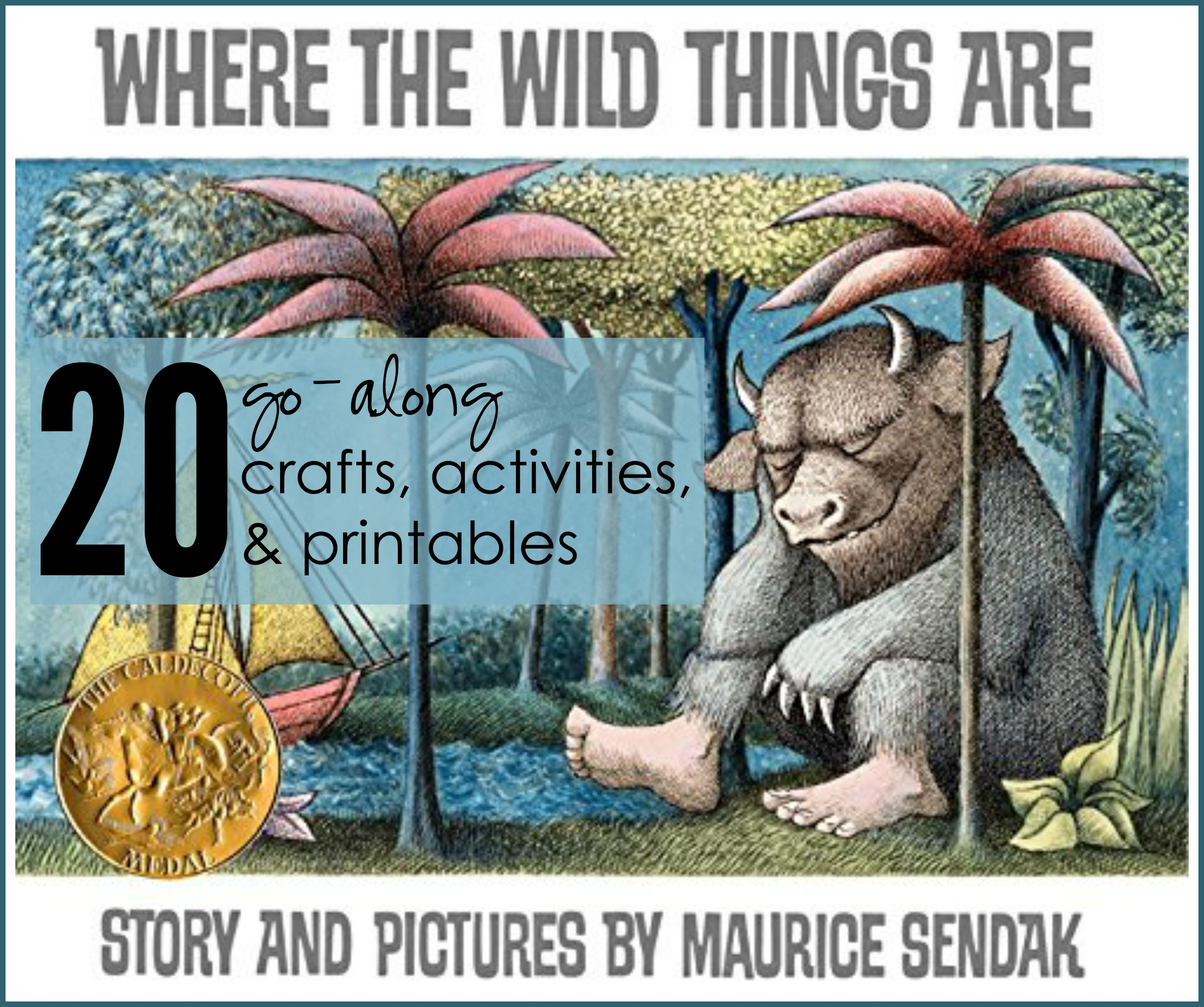 Where The Wild Things Are Activities Pdf