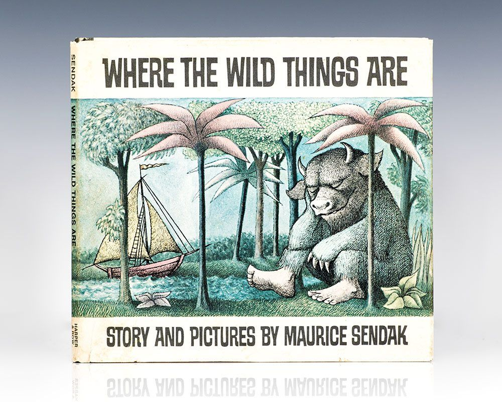 Where The Wild Things Are Pdf Download