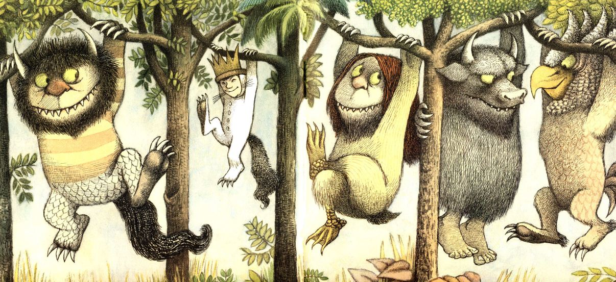 Where The Wild Things Are Pdf With Pictures